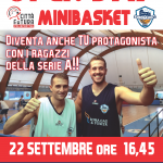 open day minibasket 2016