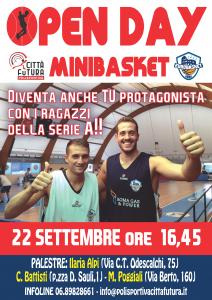 open day minibasket 2016