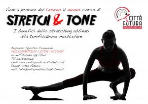 Volantino STRETCH&TONE